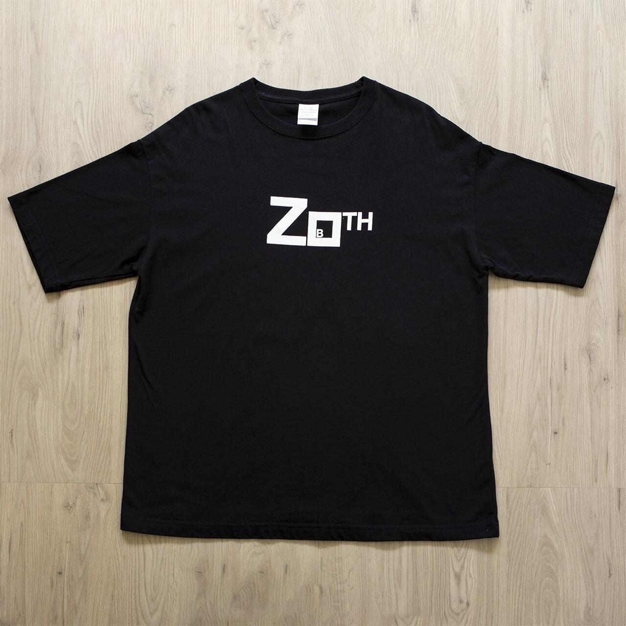 ZUND-BAR20周年記念Tシャツ